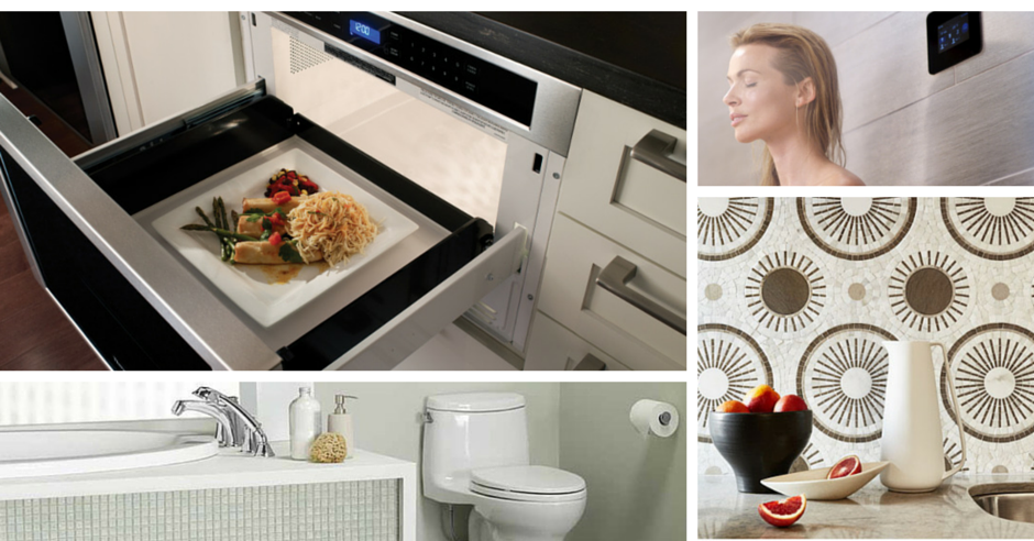 10 Kitchen & Bathroom Products Of The Future Revealed At KBIS! | Modenus' #BlogTourVegas