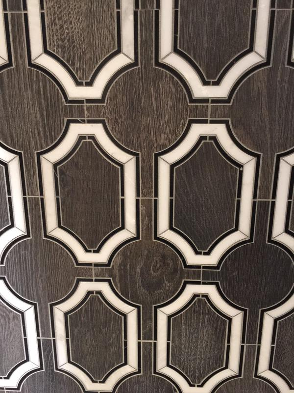 Winning entry for #KBIS2015 bathroom product award - @WalkerZanger Sterling Row #BlogTourVegas #KBIS2015