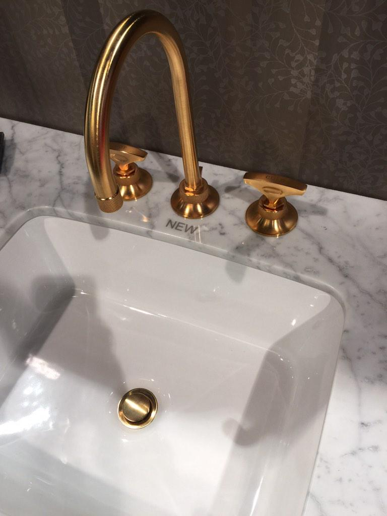 Designed by Michael Berman, from @ROHL_Official #KBIS2015 #BlogTourVegas