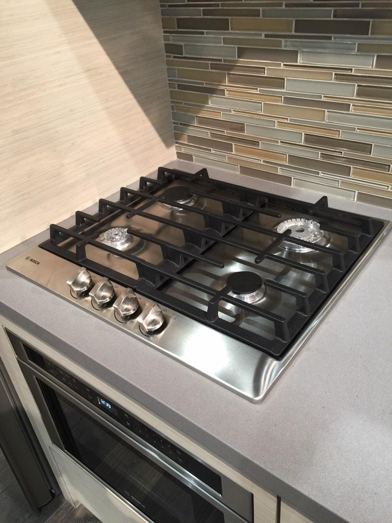 Need small appliances but still want a pro look and function? Think @BoschGlobal #KBIS2015 #BlogTourVegas