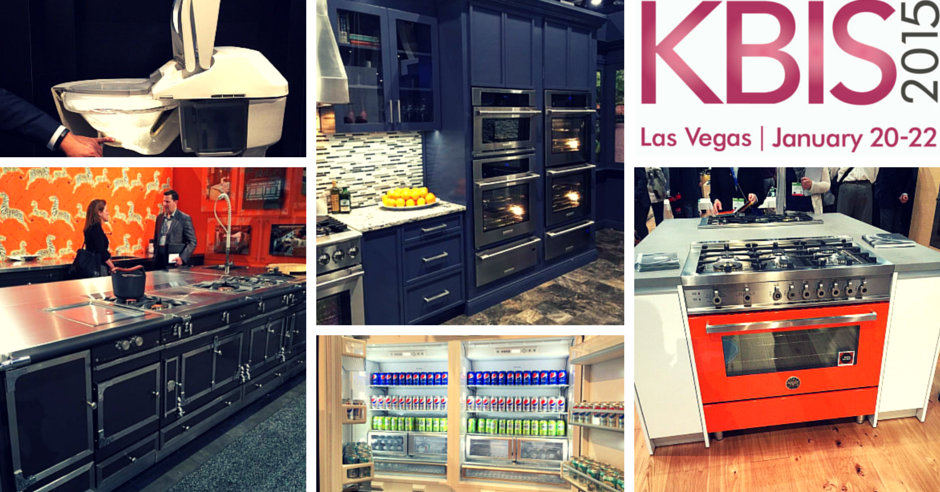KBIS Coverage - Products & Trends Decorating The Kitchen And Bath ...