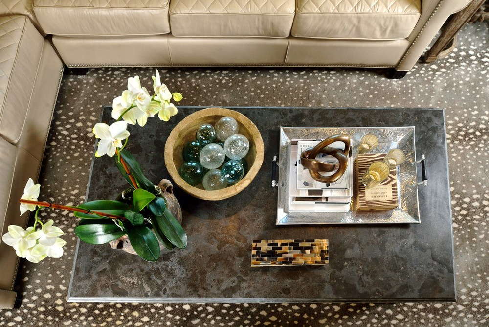 How To Style Your Coffee Table An Interior Designer Reveals Her Best Tips Tricks Designed