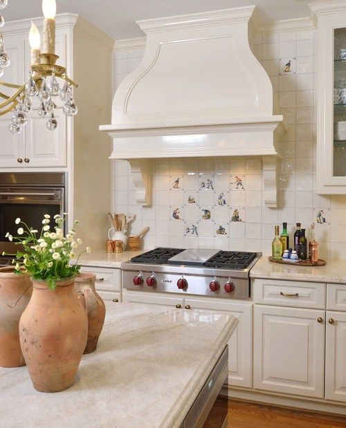 CLICK HERE  to see these unique decor pieces in this kitchen I designed!