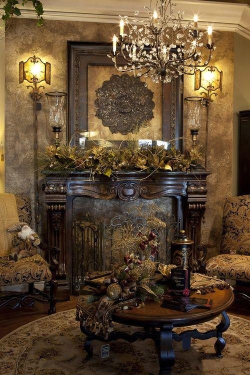 How To Lighten & Brighten Your Home\'s Heavy, Dark Tuscan ...