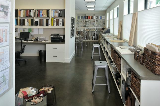 CLICK HERE To Learn How I Designed My Dream Interior Design Studio Space!