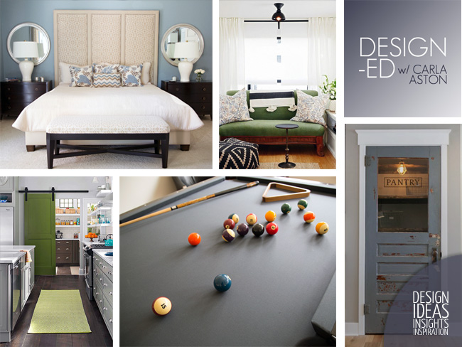 Today's 10 On-Trend Interior Design Links You'll Love! | #DESIGNREFRESH