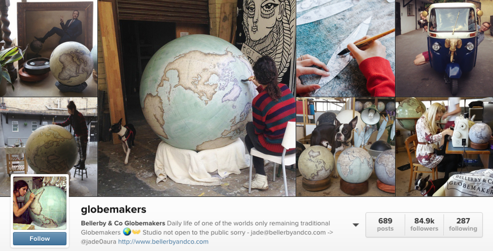 globemakers is responsible for one of the most unique product discoveries I've ever made.