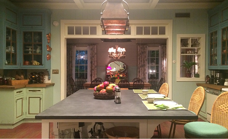 """Bloodline"" kitchen; house 