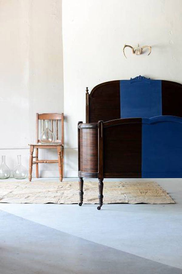 Bedroom; bed; chair | Image source: Remodelista / Via: Knack Studios