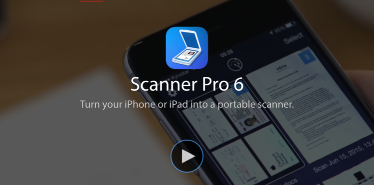 "MUST-HAVE: Why Readdle's 'Scanner Pro' Is A Must-Have App For All Design Professionals > http://carlaaston.com/designed/why-readdles-scanner-pro-is-a-must-have-app-for-all-design-professionals — If you're in the design biz, or in any kind of visual industry, you will find Readdle's ""Scanner Pro"" iPhone app to be very helpful. Personally, I use it every day."