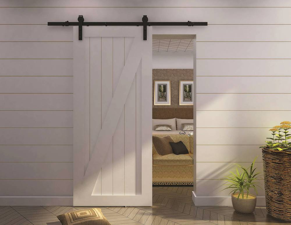 MUST-READ: Decorating With Barn Doors > http://thedailybasics.com/2015/07/06/decorating-with-barn-doors/ — Just in case you missed this feature — one that just so happens to include one of my barn doors — you might want to check it out if you are considering one. BTW, all the cool kids have one.    | Image source: The Daily Basics