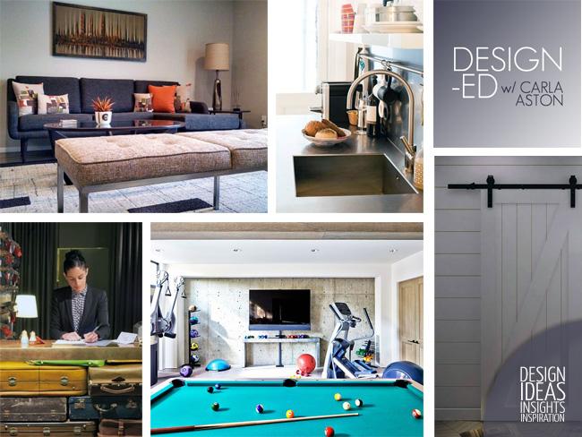 Today's 10 On-Trend Interior Design Links You'll Love! | #DESIGNREFRESH