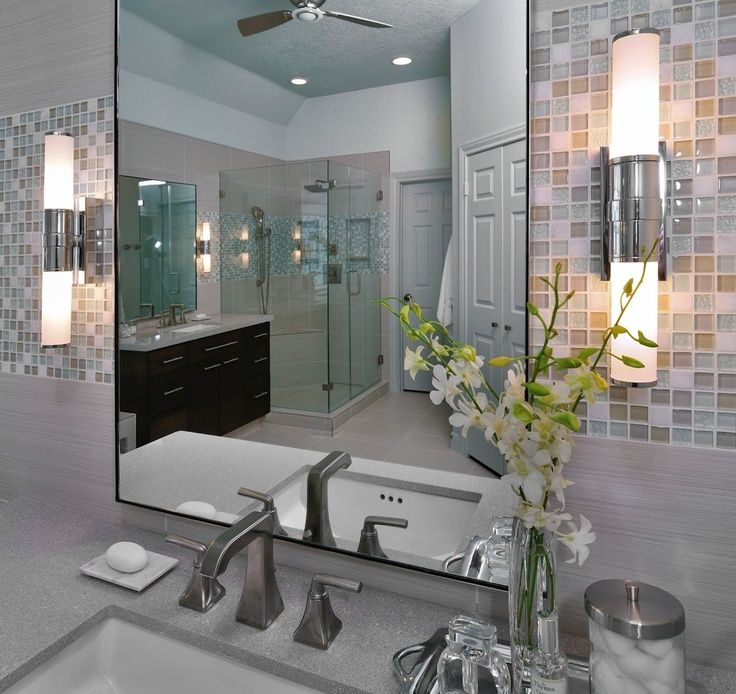 MUST-KNOW: Bathroom Sconces: Where Should They Go? > http://carlaaston.com/designed/bathroom-sconces-where-should-they-go — There are certain ways builders/remodelers deal with this on a project. And if you're not in the know, you just might make a mistake that could cost you some time and money. I'm talking about... | Interior Designer: Carla Aston