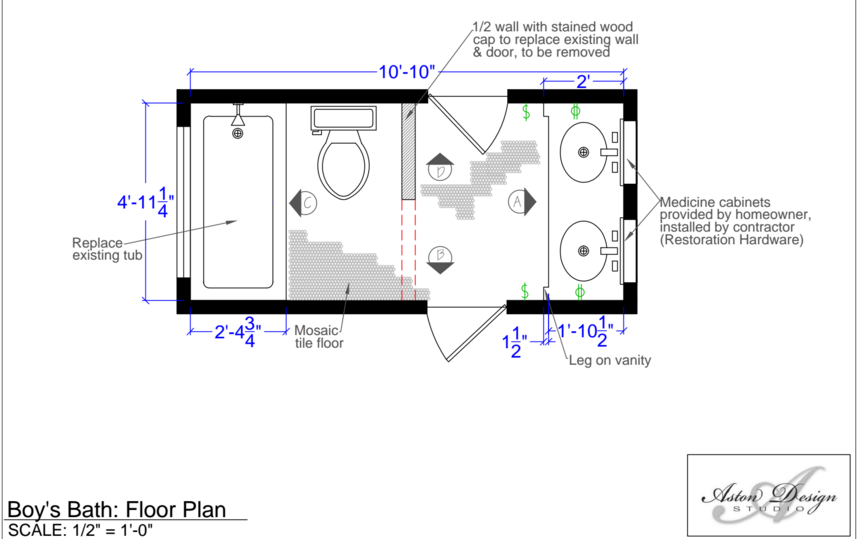 Ideal How Two Bathroom Remodels Increased This Home us Value u Fun Factor
