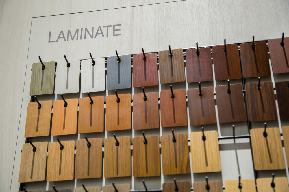 Wilsonart wood-look laminate | Photographer: Tori Aston, courtesy of Modenus