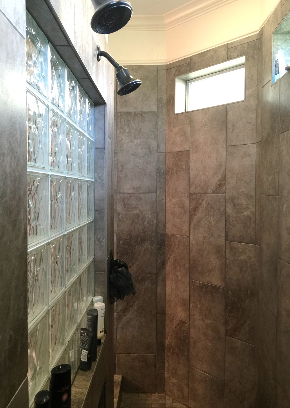 Marvelous BEFORE Entry to shower BEFORE Shower stall