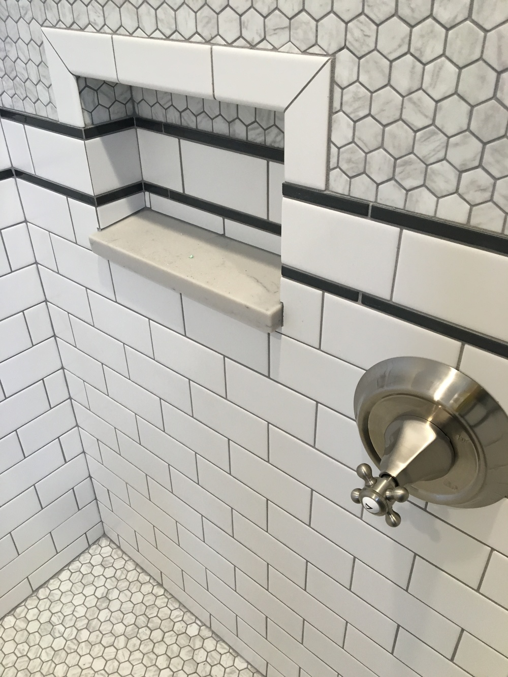 Bathroom remodel | Interior designer: Angela Todd Designs