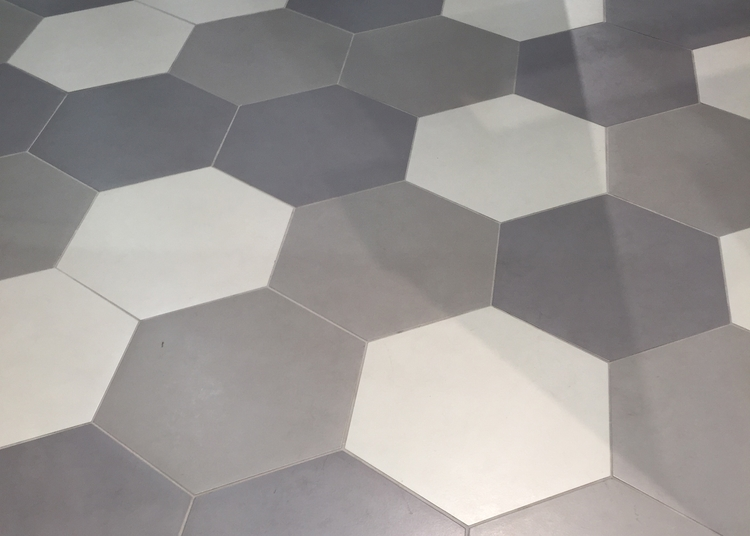 ON-TREND: The Hex / Beehive Tile Shape | See Why! — DESIGNED