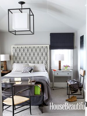 Designers:  Lucas Studio, Inc. , Image via:  House Beautiful