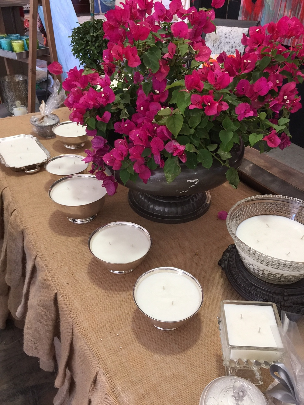 Bella's Candles | Gretchen Carr