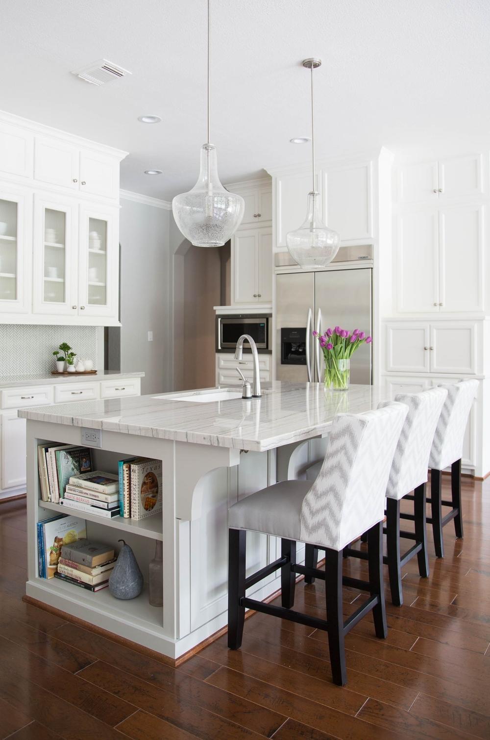 Overall 2 - Kitchen Remodel - Carla Aston, Designer - Tori Aston, Photographer