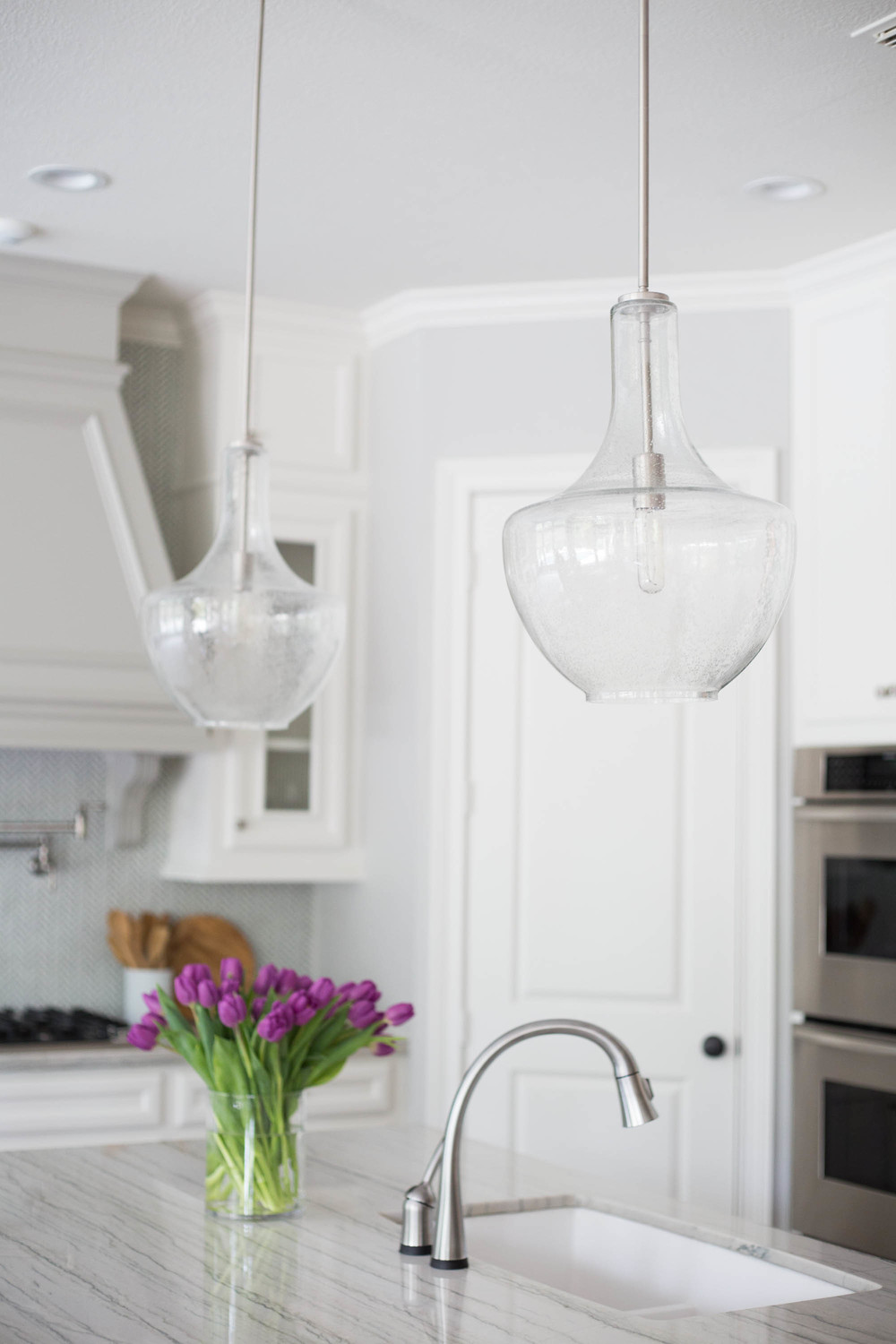 Pendant Lighting - Kitchen Remodel, Carla Aston - Designer, Tori Aston - Photographer