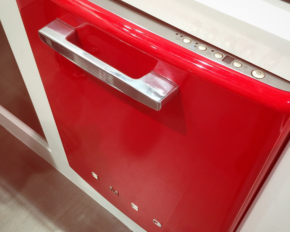 Smeg dishwasher - seen at KBIS2016
