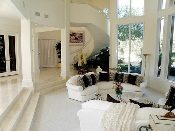 One fall is one too many why sunken living rooms have got to go designed for Houses with sunken living rooms