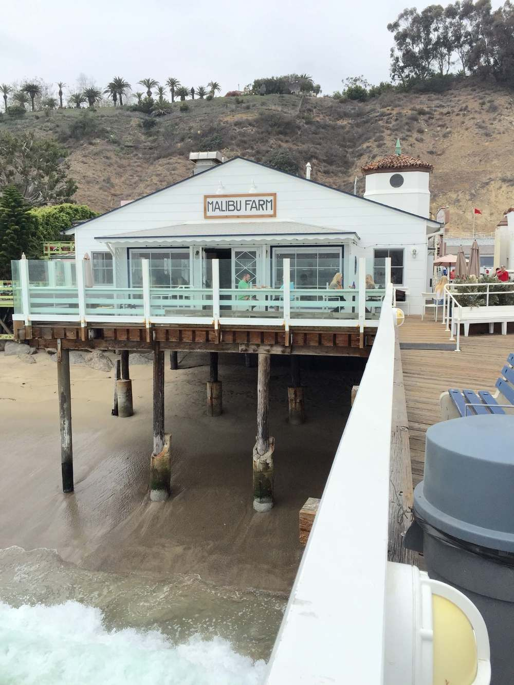 Malibu Farms on Malibu Pier