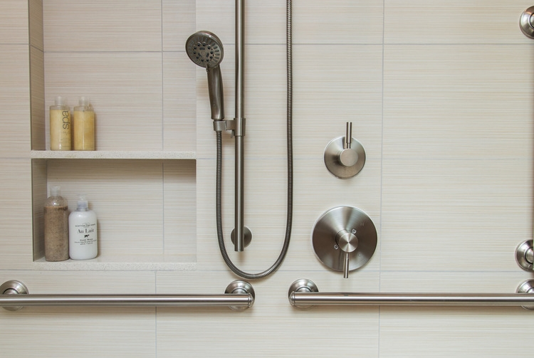 10 Of The Best Looking Bathroom Grab Bars For Your Bathroom Remodel ...