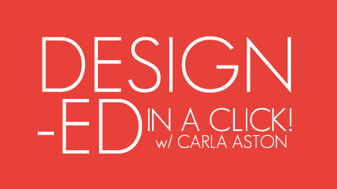 Need some quick design advice for a specific problem? I've got a service for that.  Click here  .