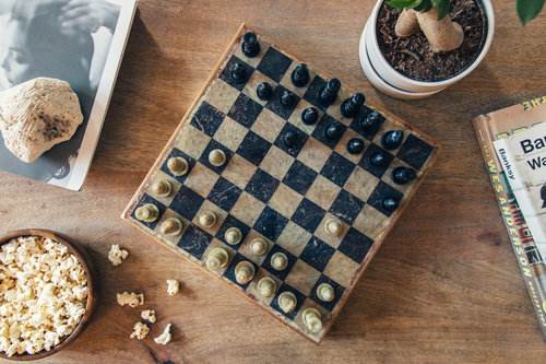 must-have: board games as coffee table decor! — designed