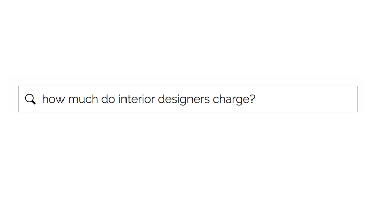 MUST-KNOW: How Much Do Interior Designers Charge For A Remodel Design?