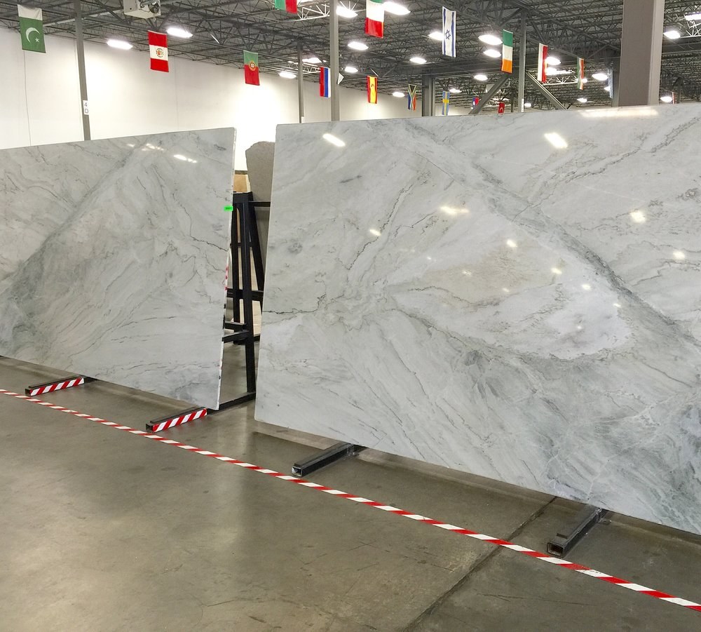 Seapearl Quartzite from Arizona Tile