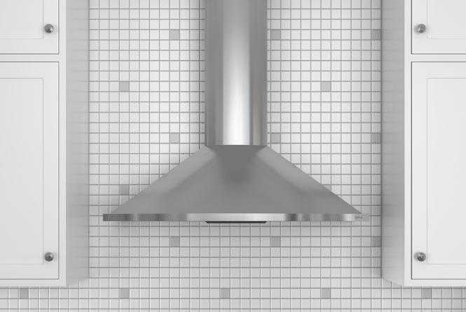 Savona vent hood - Zephyr Ventilation