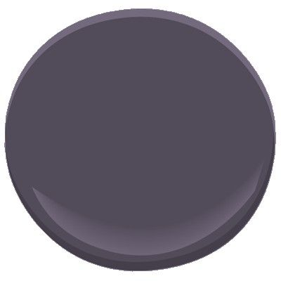 Benjamin Moore Shadow, 2017 Color of the Year