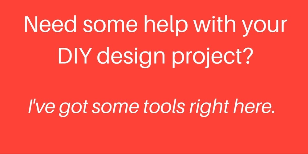 Click through for information that will help you design your own project!
