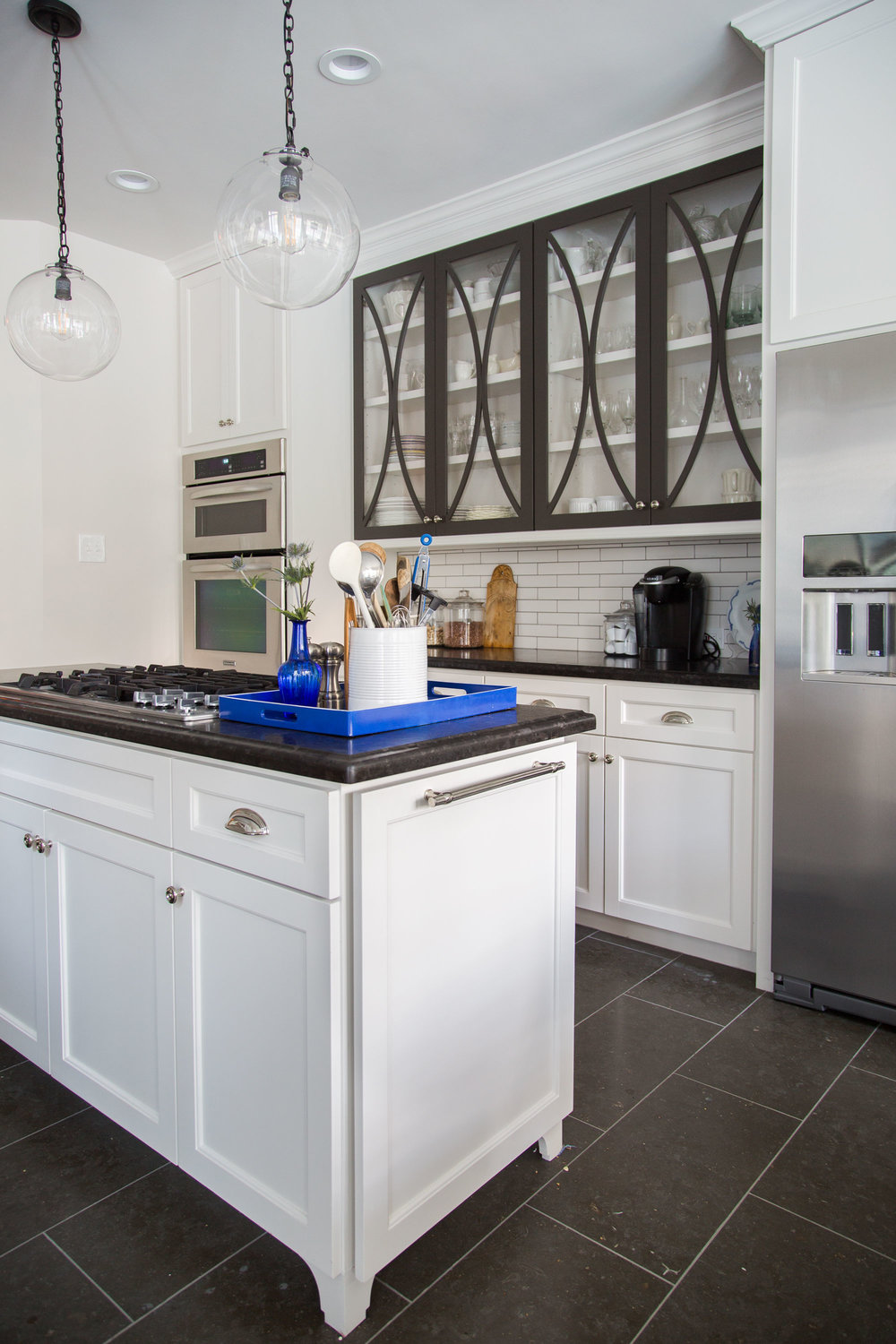 Before and After Kitchen Remodel, Carla Aston - Designer, Tori Aston Photographer
