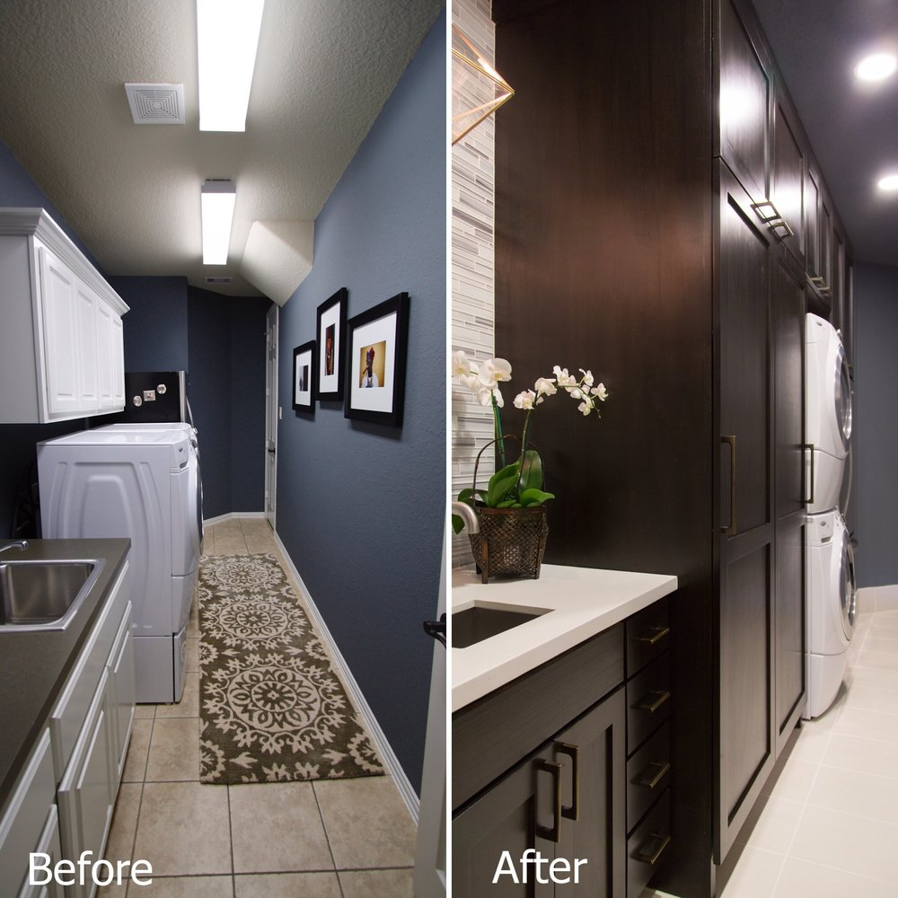 Before and After Laundry Room.JPG