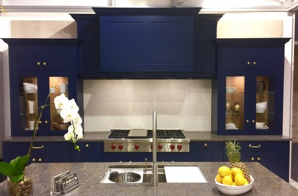 Harmoni kitchen cabinets at KBIS 2017
