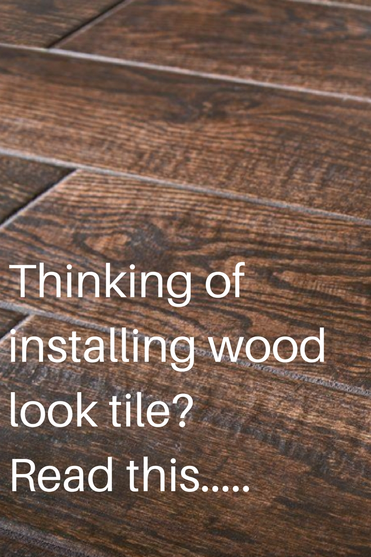 Natural wood floors vs wood look tile flooring which is best for pictured wood look tile flooring dailygadgetfo Choice Image