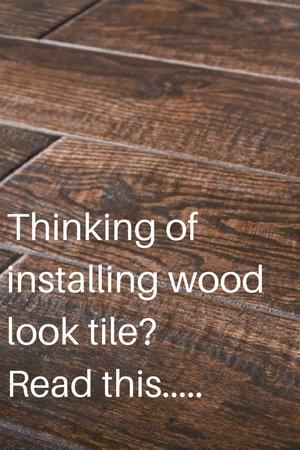 Natural Wood Floors Vs Wood Look Tile Flooring Which Is Best For