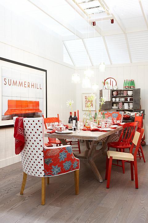 Designer  Sarah Richardson