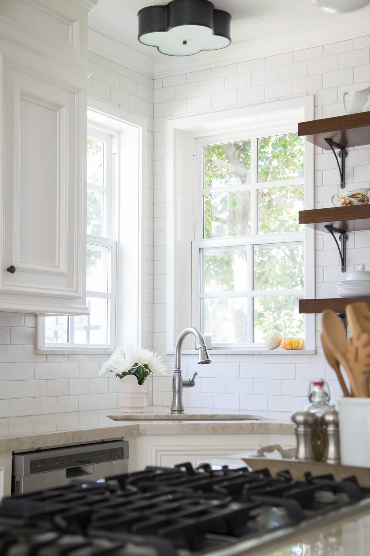 Kitchen Backsplash Window designed q and a - more kitchen backsplash drama! x 2 — designed