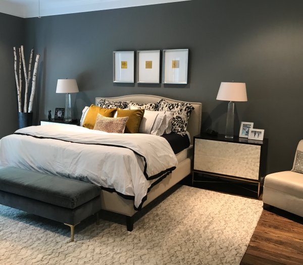 Master Bedroom  - Carla Aston, Designer