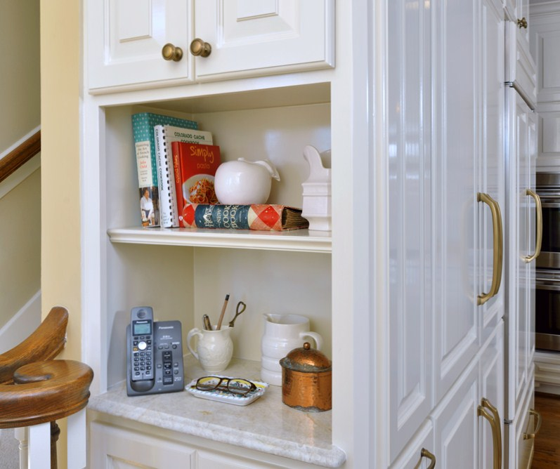 Desk In The Kitchen: Is It A Feature Of The Past?
