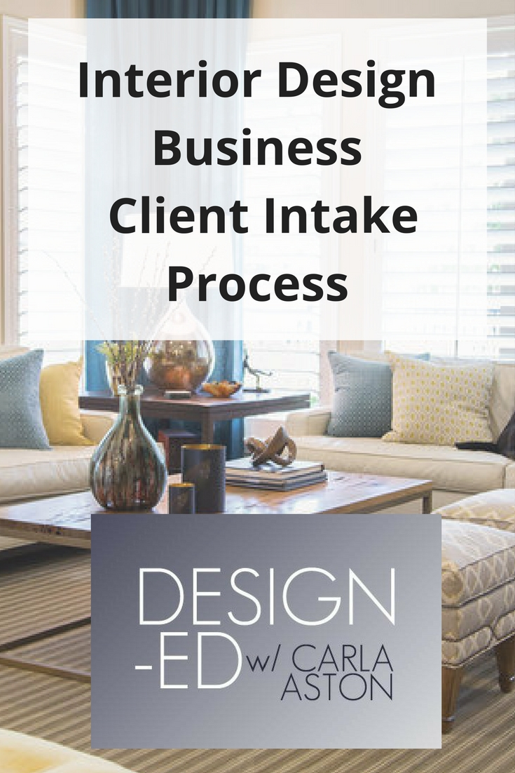 A new approach to choosing interior design clients designed for How to find interior design clients
