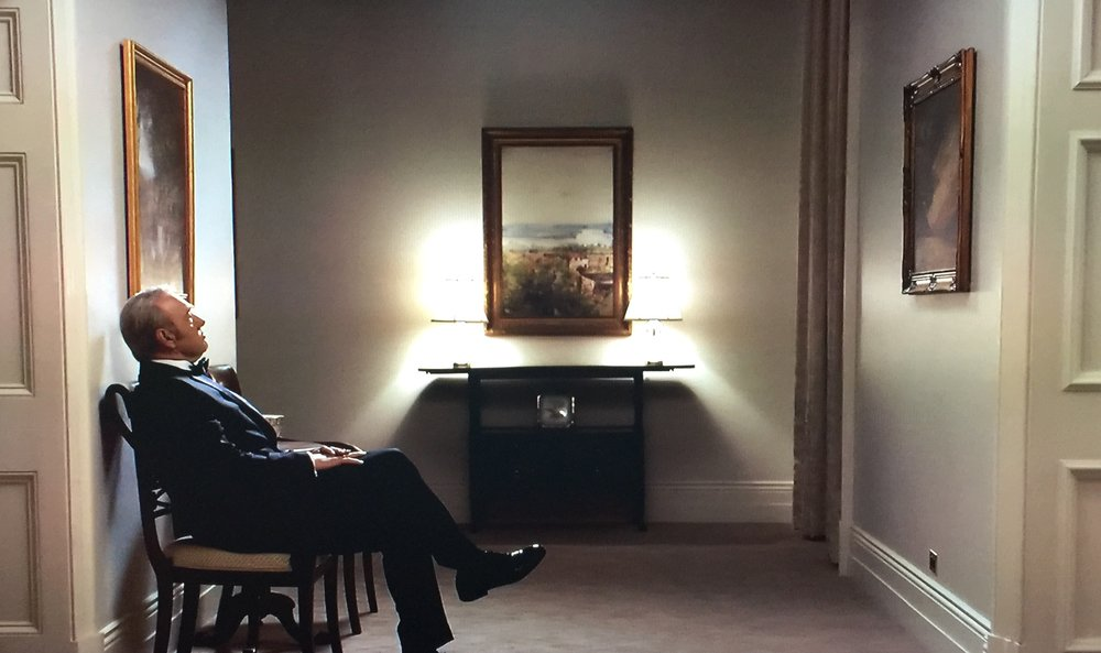 House of Cards - Netflix series, Set Designer - Steve Arnold