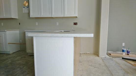 "Reader question in the middle of a remodel - ""Where to end the backsplash?"""
