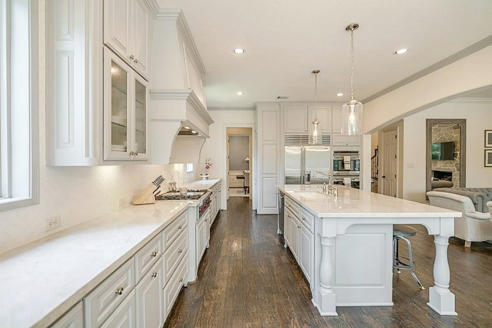 Before and After Kitchen Remodel - Carla Aston Designer